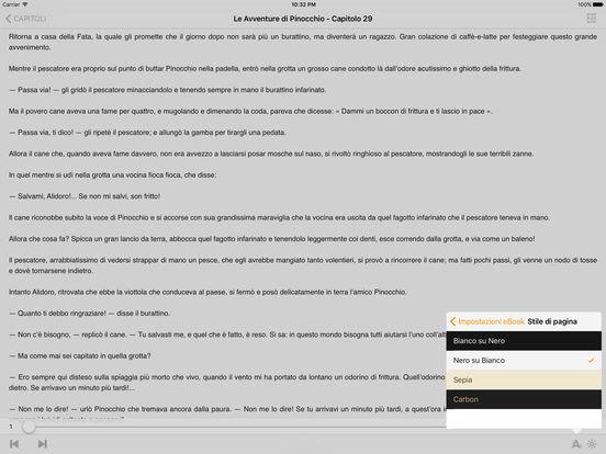 Le Avventure di Pinocchio - Storia di un burattino iPad Screenshot 1