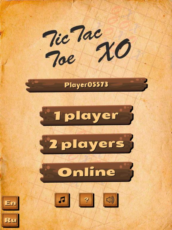 XO Online Screenshot
