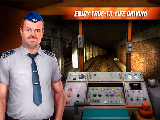 Subway Simulator 3D Deluxe Screenshots