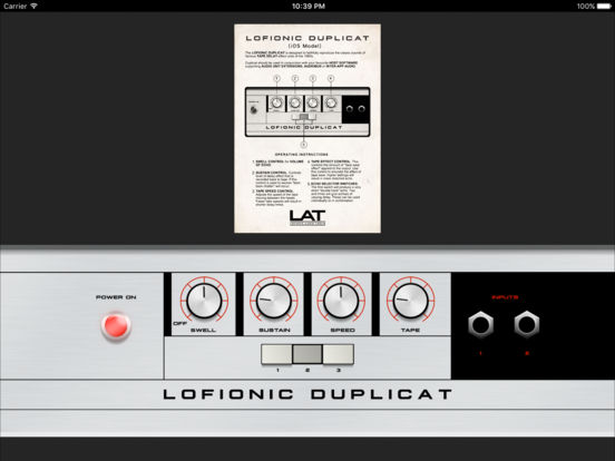 Lofionic Duplicat Screenshots