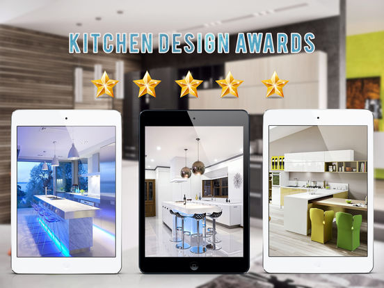 App shopper kitchen design ideas 2017 for ipad lifestyle for Kitchen ideas app