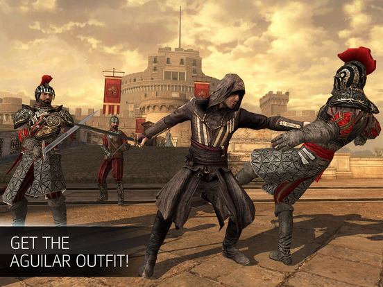 Assassin's Creed Identity Screenshots