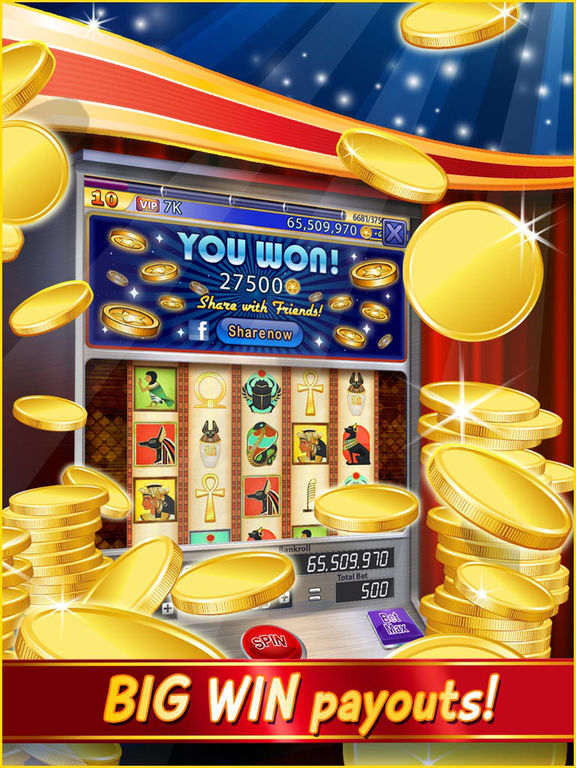 Big Win Slots™ - All New, Las Vegas Strip Casino Slot Machines screenshot
