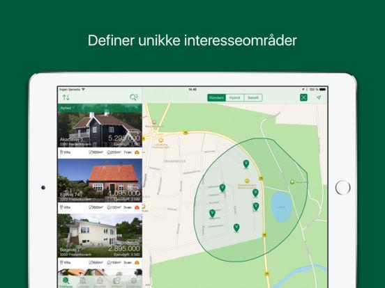 Ny bolig? iPad Screenshot 2