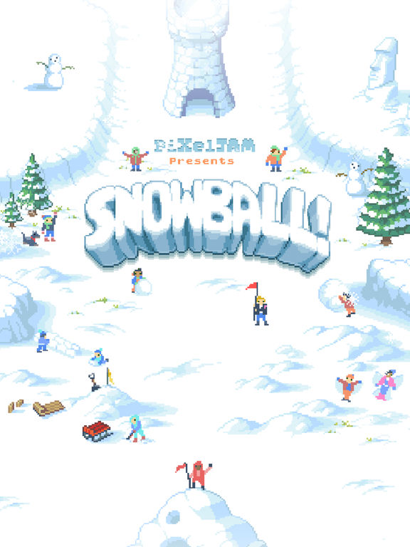 Snowball!! Screenshots