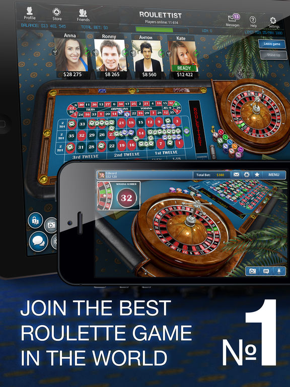Free roulette for ipad