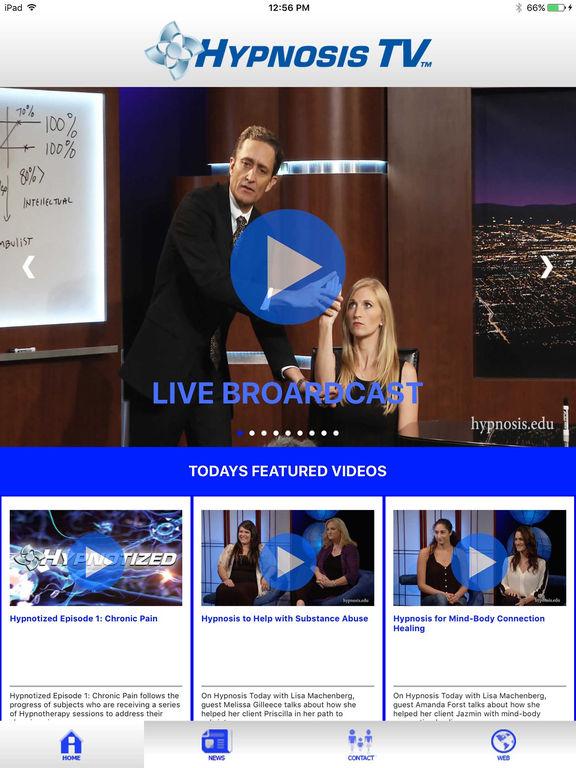 Screenshots for HypnosisTV