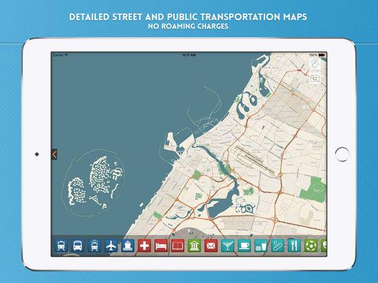 Dubai Travel Guide iPad Screenshot 4