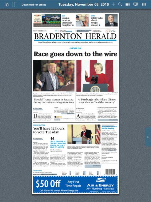 Bradenton Herald for i...