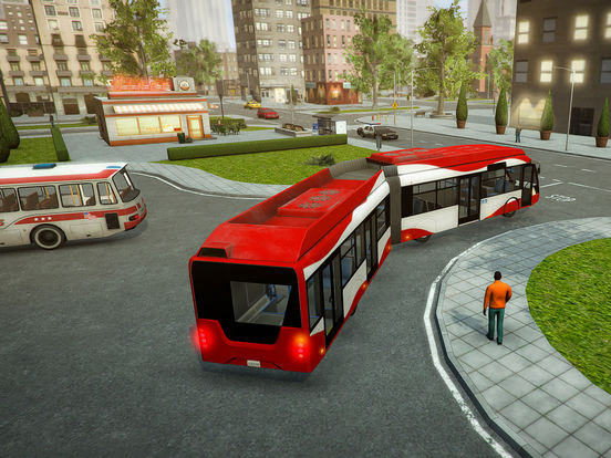 Bus Simulator PRO 2017 Screenshots