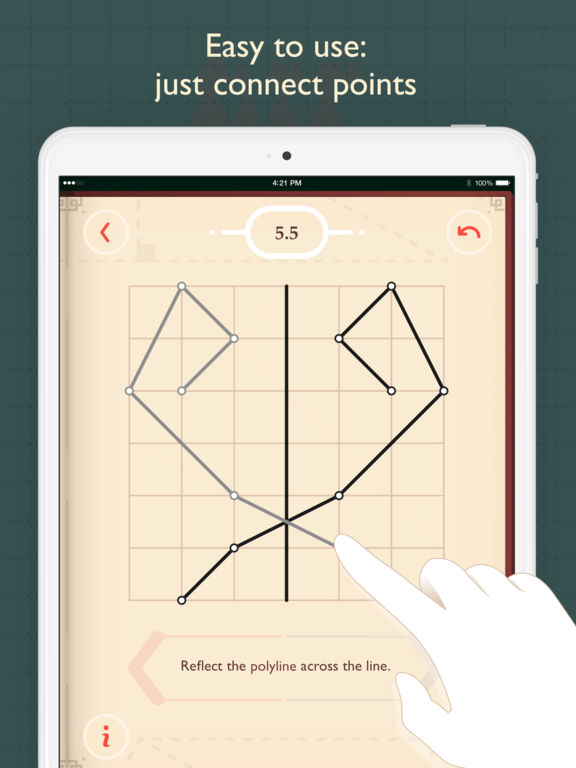Pythagorea: Geometry on Square Grid Screenshots