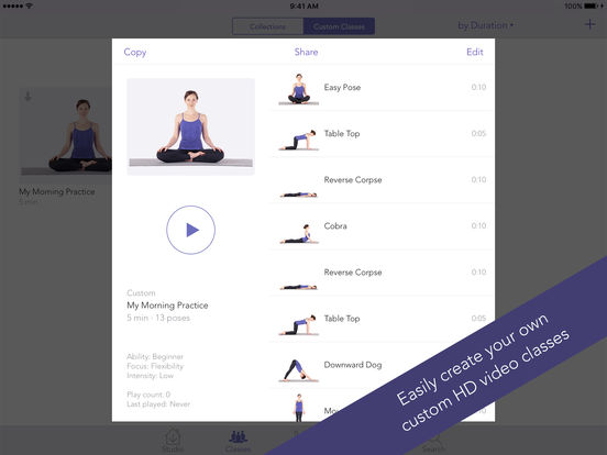 Yoga Studio Screenshots