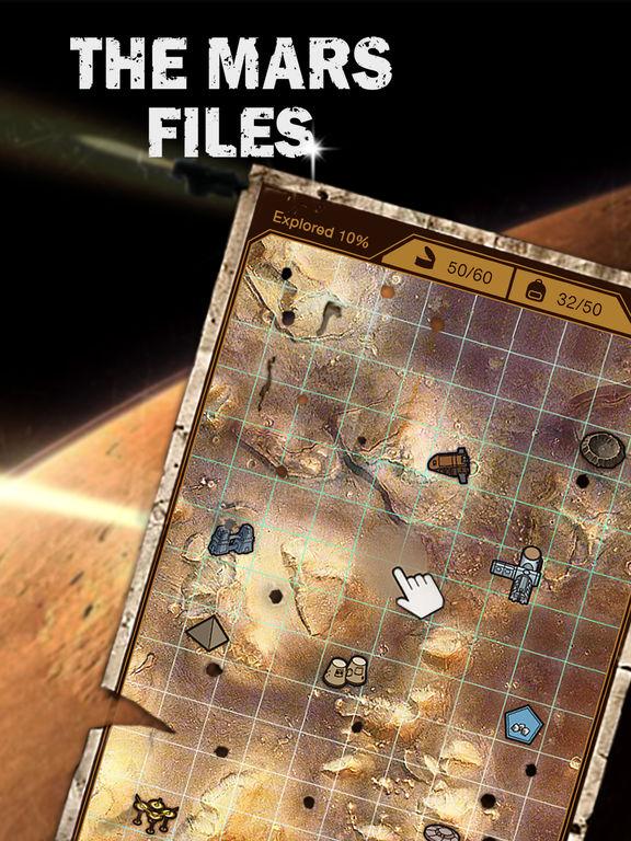 The Mars Files: Survival Game для iPad