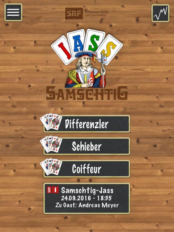 samschtig jass online spiel