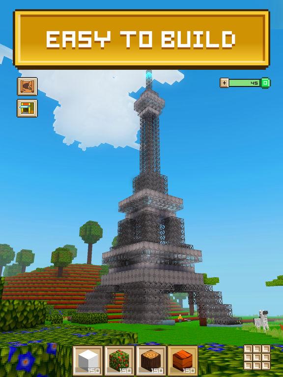 Block Craft 3D: Building Simulator Game For Freescreeshot 2
