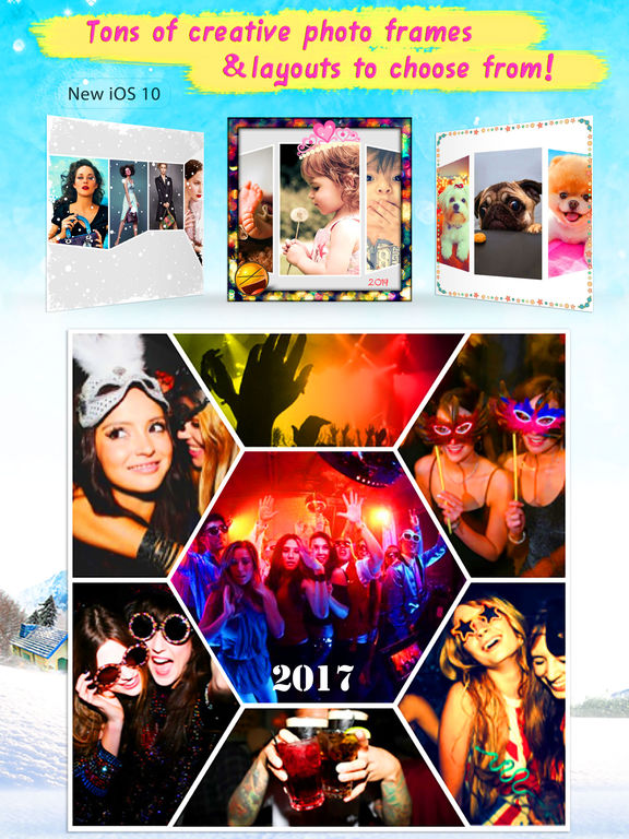LiveCollage Classic - Instant Collage Maker Screenshots