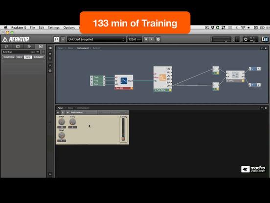Exploring Kontakt iPad Screenshot 5