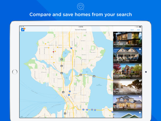 Real Estate by Zillow - Homes & Apartments, For Sale or Rent screenshot