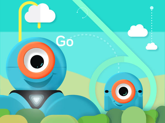 Image result for go app for dash and dot