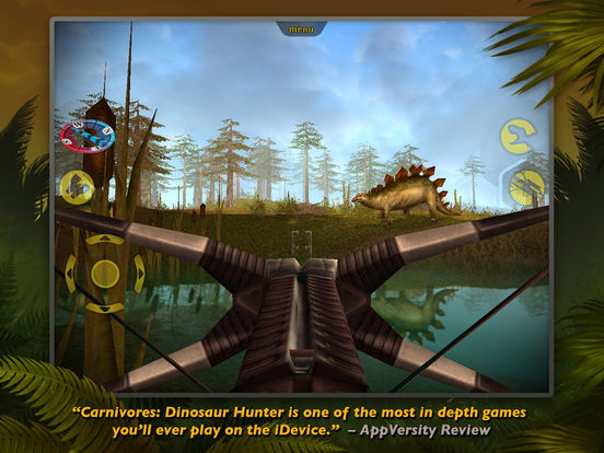 Carnivores: Dinosaur Hunter Pro Screenshots