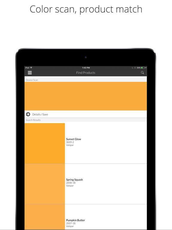 App shopper colorwand productivity for Paint color matching app