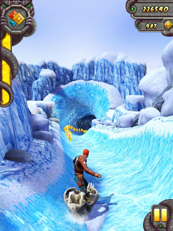 Screenshots of Temple Run 2 for iPad