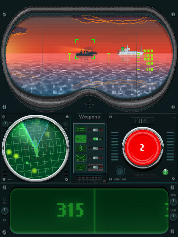 You Sunk - Submarine Gamescreeshot 2