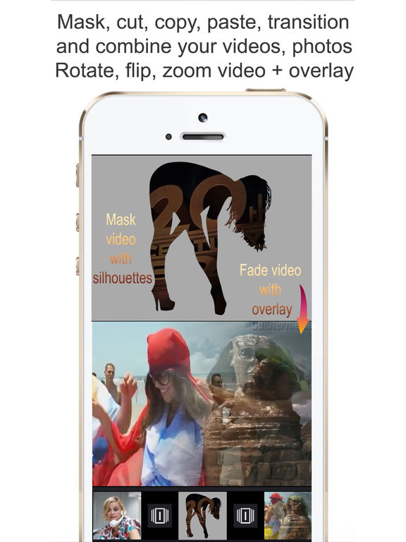 MovieShop - Intro designer maker full video editor Screenshots