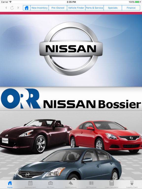 Orr Nissan Bossier City La Upcomingcarshq Com