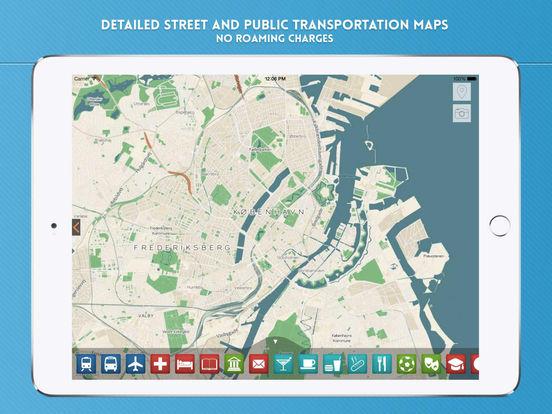Copenhagen: Travel Guide iPad Screenshot 4