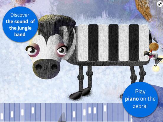 JungleJam! Music for Kids Screenshots