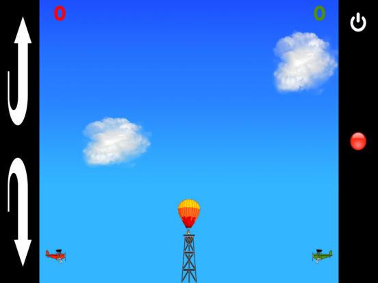 Airplane Duel iPad Screenshot 1