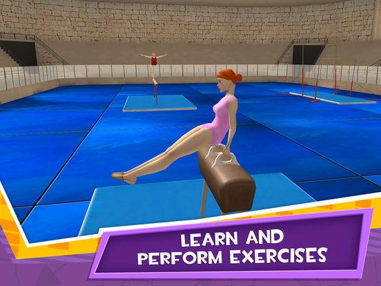 Champion Gymnast Balance 3D PRO Screenshots
