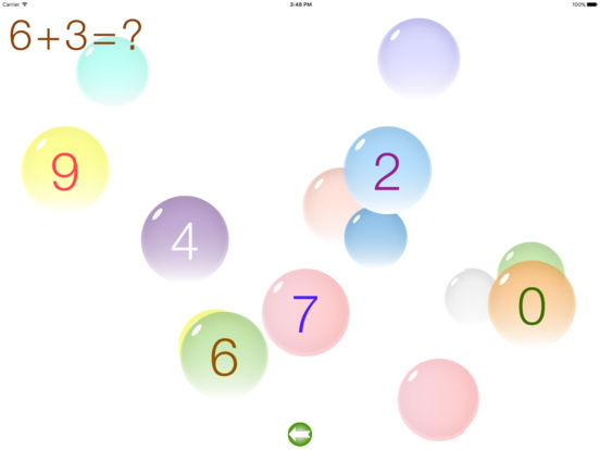 Bubble Add iPad Screenshot 2