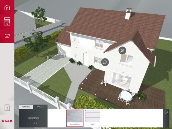 app shopper k par k fen tres et volets business. Black Bedroom Furniture Sets. Home Design Ideas