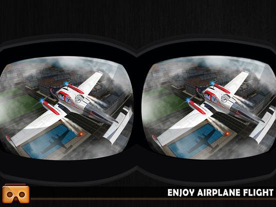 VR Airplane Flight Sim 2017 screenshot 6