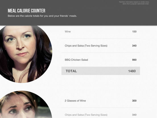 Health Stories: Family Nutrition screenshot