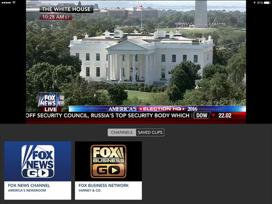 Fox News screenshot
