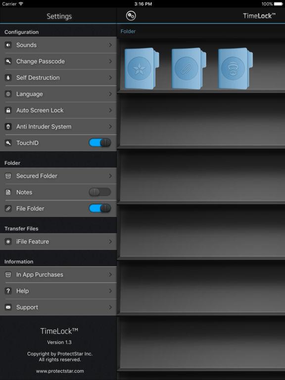 TimeLock: спрятанное в часах Screenshot