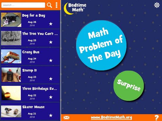 Bedtime Math screenshot