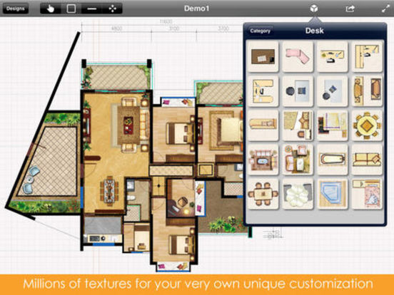 App Shopper Home Plan Interior Design Floor Plan