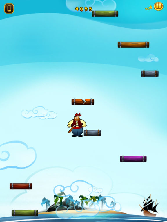 Pirate Jump Screenshots