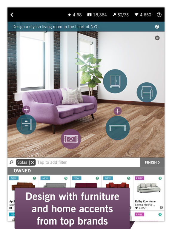 Design Home By Crowdstar Inc