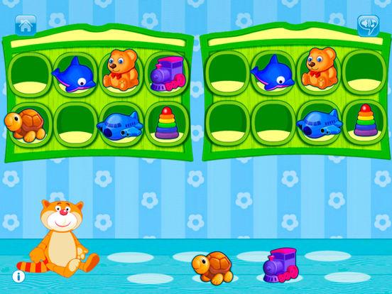 Игровая комната: 10 в 1 развивающие игры для детей