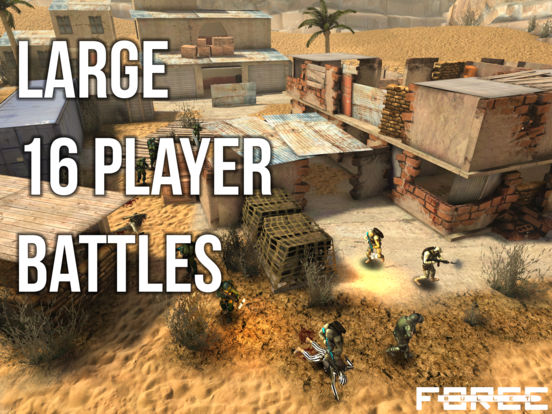 Bullet Force Screenshots