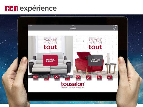 Tousalon app store for Tous salons