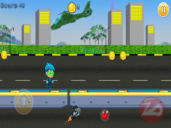 Lightning Boy Pro screenshot 6
