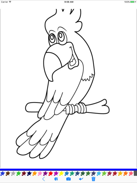 Birds Coloring Book 127 MB Get Birds Coloring Book Similar Apps