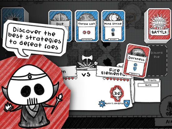 Guild of Dungeoneering Screenshots