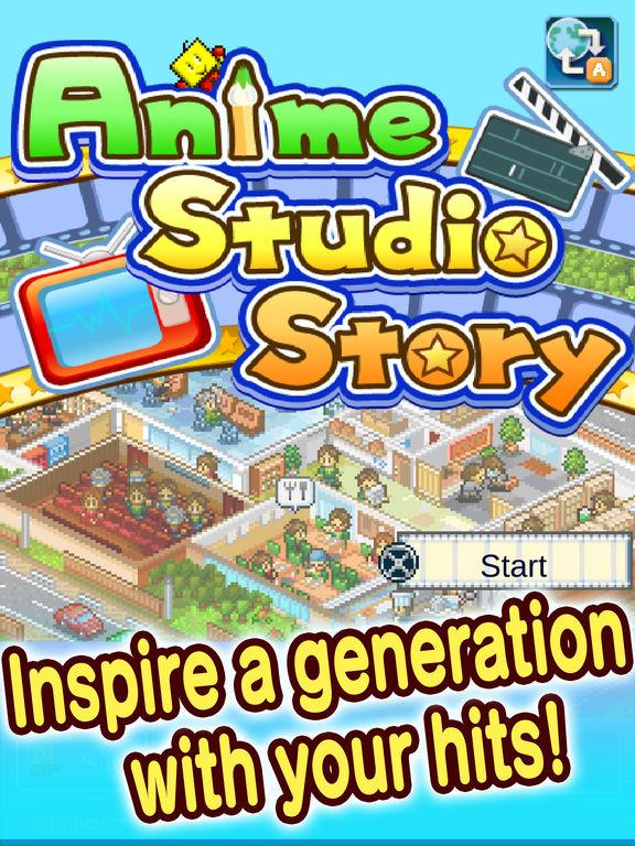 Anime Studio Story Screenshots